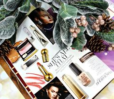 Glam Stocking Stuffers for Your Girlfriend #MarieClaire #ad