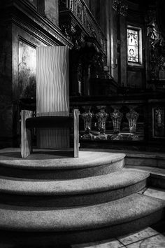 "The empty seat - ""When we hear the lack of something or someone, we feel the Lack"" Marco Peano"