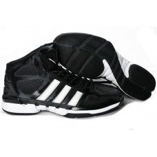 0d72e10c3af9 Adidas Pro Model Zero Black White Basketball shoes sale on http