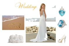 Wedding by airrazor23 on Polyvore featuring polyvore fashion style HARRIET WILDE Lulu Townsend CO clothing