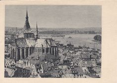 Rostock  um 1948