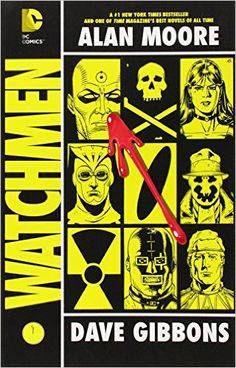Watchmen: The Deluxe Edition - Language: German (By Dave Gibbons & Alan Moore) Dave Gibbons, Dc Comics, Entertainment Weekly, Preschool Books, Book Activities, Homo Faber, Beste Comics, Silk Spectre, Graphic Novels