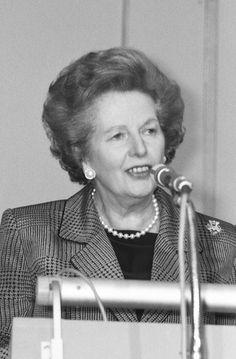 "The Eloquent Woman: Margaret Thatcher's ""Iron Lady"" speech"