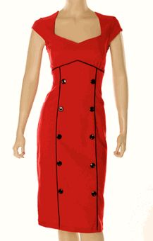 Ruby Rockabilly Dress