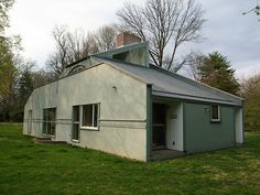 Vanna Venturi's House   Flickr - Photo Sharing!