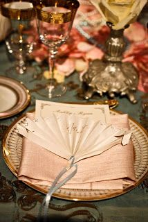 Bloombug: Marie Antoinette Wedding - love the colors