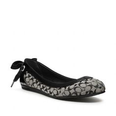 The Ronda Ballet Flat from Coach