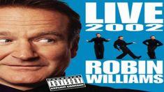 The Grim Rapper - Robin Williams (Live 2002)