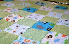 Baby Keepsake Quilt: A Celebration of the First Year