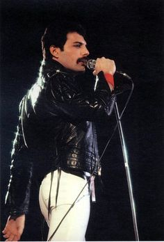 Freddie Mercury age 45 September 1946 – November 1991