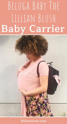 Beluga Baby The Lillian Blush. Want to be a little more rock n' roll? Babes, this is the comfortable and stylish bamboo baby wrap you've been looking for. Baby Due, Mom And Baby, Little People, Little Ones, Breastfeeding Art, Birth Art, Baby Carrying, Best Baby Carrier, Christian Families