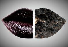 FCB19S. Stone Lips