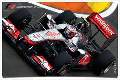 McLaren - Jensen Button