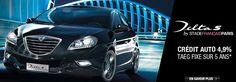 Crédit Lancia auto LOA Simulation de prêt www. Car, Sports, Motorbikes, Fishing Line, Automobile, Hs Sports, Sport, Cars