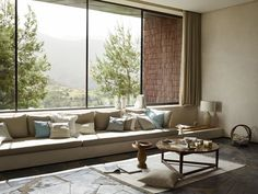 Zara Home - built-in bench