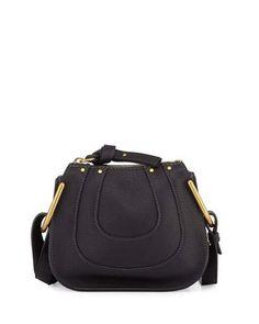 V349L Chloe Hayley Nano Leather Shoulder Bag