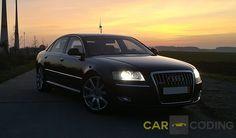 Audi - Hidden Menue für Navigationssystem PLUS MMI freischalten Audi A8, Bmw, Couple, Vehicles