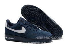 super popular b6a04 c590c Nike Air Force 1 Low Hombre Anti-Fourrure Deep Azul Blanco (Nike Air Force  1 Low Hombre) New Release, Price   70.32 - Reebok Shoes,Reebok  Classic,Reebok ...