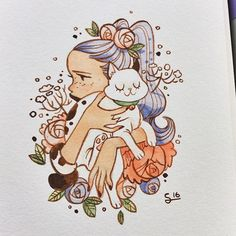 WEBSTA @ sibylline_m - Thank you SO MUCH for 100k !!  your support and kind…