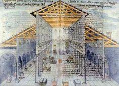 Art Arq IV Basilica de S Pedro en Roma ANTIGUA IDEAL.gif (638×460)