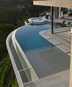 5 sinfully amazing private swimming pools ~ the modern sybarite - advice on interiors, art and design