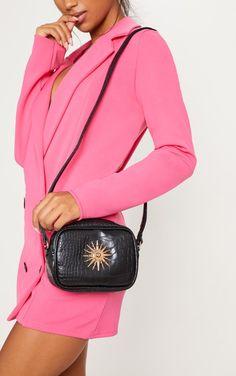 b55223340ec3 Black Sundial Cross Body Bag. Head online and shop this season s range of  accessories at