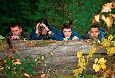 Red Dawn (2012) | Hiding from the invaders