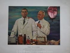 Pharmacies professional stature will continue to grow as its tradition of service is passed on from preceptor to apprentice, teacher to student, father to son. Pharmacy Today, Vintage Advertisements, Father, Medical, Student, Museum, Graphics, Poster, Products