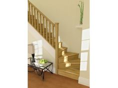 Plain Prefinished Newel Post 1500mm Long - Stair Parts | Heritage Collection