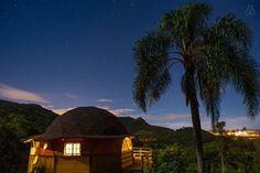Ganhe uma noite no Recanto Pedra Maya - Casa Geodésica em Garopaba no Airbnb!