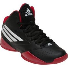 Adidas Performance hombre 's NXT LVL SPD 3 zapatilla de baloncesto, Core Negro