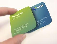 TekMiL business cards