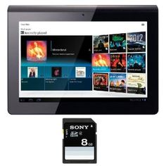 The Best Gadgets Reviews » SONY TABLET