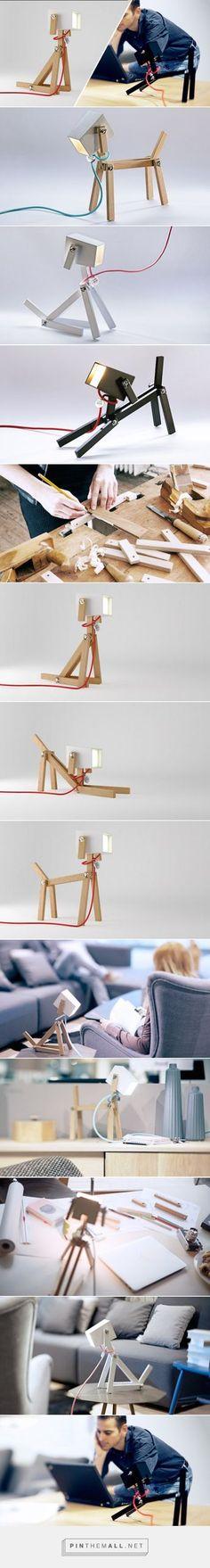 Inspiração para luminária de mesa
