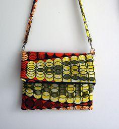 African print hand bag Ankara bag by MuffinSistersLnd on Etsy