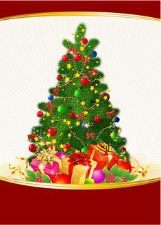 Новогодние открытки — Yandex.Disk Christmas Clipart, Christmas Tree, Clipart Noel, Clip Art, Holiday Decor, Navidad, Teal Christmas Tree, Xmas Trees, Christmas Trees