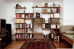 上百種用法的工業風系統書櫃 - DECOmyplace