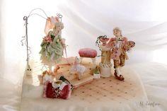 Rococo cake by Neli Cakes