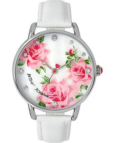 A must have for this spring/summer! OBSESSED! Betsey Johnson                                                                                                                                                     More