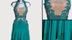 BBC Strictly costumes - as worn by Karen Hauer Week 6