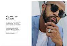 Rockford Collection: Most Unique Wedding Bands for Men in the World Unique Wedding Bands, Unique Weddings, Nashville News, Moving On In Life, American Legend, Online Journal, Masculine Style, News Magazines, Oil And Gas