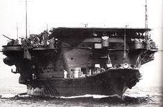 Aircraft carrier Ryujyo