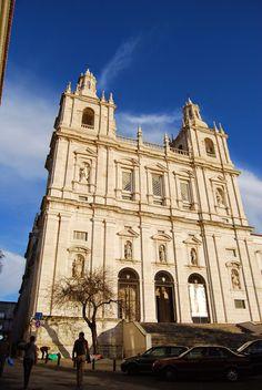 Igreja e Convento de São Vicente de Fora