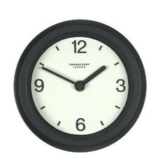 "Thomas Kent 6"" Hepworth Wall Clock - Black CK6050 by Art Marketing, http://www.amazon.co.uk/dp/B00BIKX6K2/ref=cm_sw_r_pi_dp_4RBltb1D06WSP"