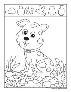 Hidden Picture Page -Cute Puppy Hidden Picture Page - Kitten Hidden Objects Printable Spring Duck Hidden Picture Game Birthday Cupcake I Spy Hedgehogs Hidden Picture Activity Hidden Picture Games, Hidden Picture Puzzles, Hidden Pictures Printables, Printable Preschool Worksheets, Hidden Objects, Activity Sheets, Preschool Activities, Cute Puppies, Coloring Pages
