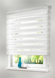 Jetzt anschauen: Mit dem modernen Doppelrollo regulieren Sie die Lichtverhältnisse in Ihren Wohnräumen individuell. Der…