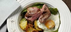 rsz duck steak with egg
