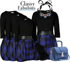 """Tightly Woven - Classy and Fabulous"" by latoyacl ❤ liked on Polyvore"