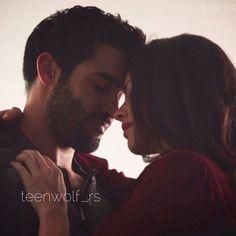 Teen Wolf Season 3 Episode 9 Derek Hale and Jennifer Blake