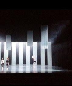 Bruce McKinven - stage design